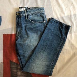 Frame Denim Le Grand Garcon Boyfriend Jeans